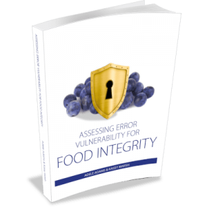 Assessing Error Vulnerability for Product Integrity Paperback