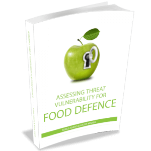 Assessing Threat Vulnerability for Food Defence Paperback