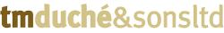 TM Duche & Son Logo